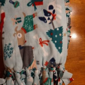 Fleece Tie Blanket